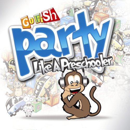 Party Like A Preschooler by Word Entertainment