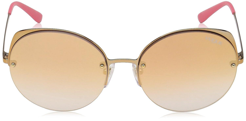 Amazon.com: Vogue Mujer vo4081s 55 anteojos de sol 55 mm ...