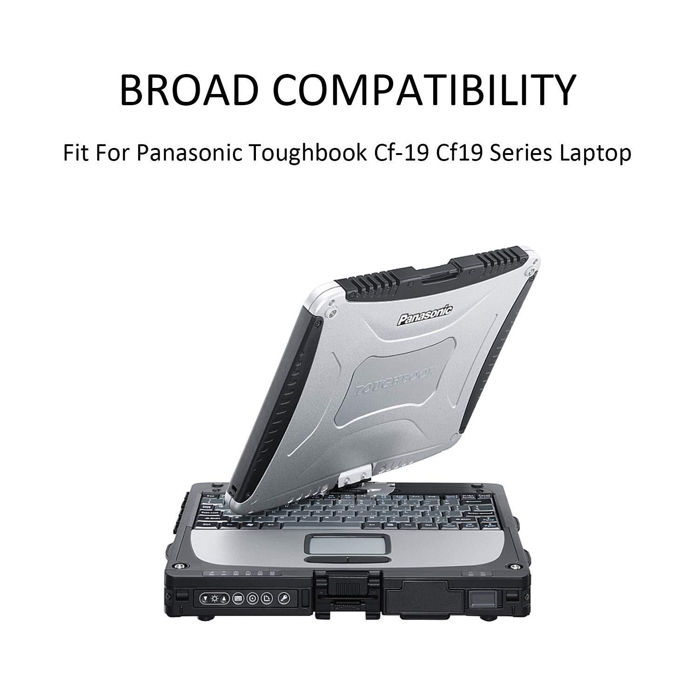 K KYUER 6-Célula New CF-VZSU48U Batería del Ordenador Portátil para Panasonic Toughbook Cf-19 CF-VZSU48 CF-VZSU28 CF-VZSU50 CF-VZSU48R CF-VZSU58U CFVZSU48 ...