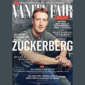 Vanity Fair: October 2015 Issue Newspaper / Magazine