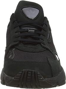 Adidas Falcon W, Zapatillas de Deporte para Mujer, Negro (Negbás ...