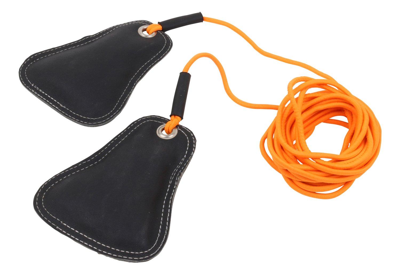 Cuerda elá stica con bolsitas de arena para el salto de altura - entrenamiento HAEST