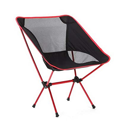 Swell Camping Hiking Hot Portable Reclining Seat Padded Cushion Machost Co Dining Chair Design Ideas Machostcouk