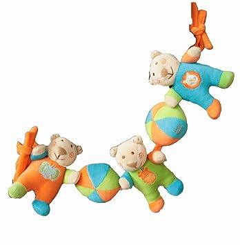 Amazon.com: Tuc Tuc Baby Stroller Toys/Trona Baby Sonajero ...