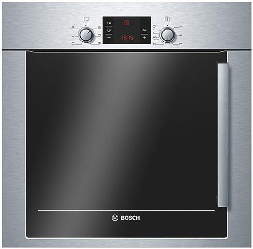 Bosch HBL43S451E - Horno (Eléctrico, Incorporado, Acero inoxidable ...