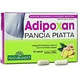 NATURANDO ADIPOXAN PANCIA PIATTA 30 CAPSULE Contrasta i gonfiori addominali e favorisce la funzione digestiva