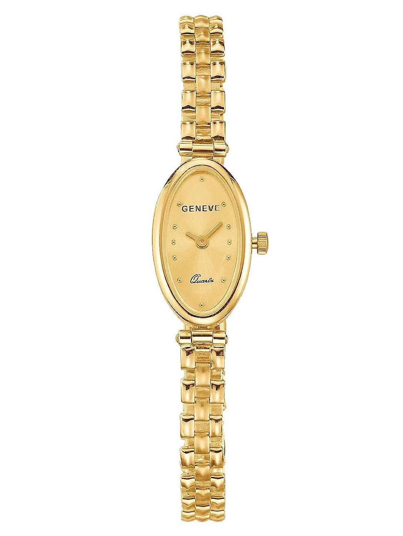 Damen Damenuhr in Gelbgold 585 by Le Blanc