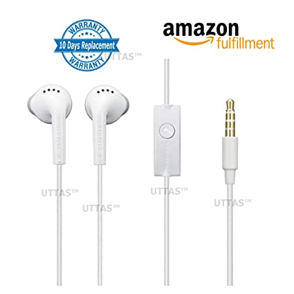 a0db3e93f6615d UTTAS™ MP3 Earphone with Mic, 3. 5mm Jack for: Amazon.in: Electronics
