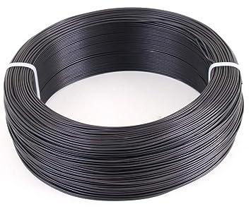 Bonsai Aluminiumdraht eloxiert 1000 gr Rolle 2,5 mm ca 76 m