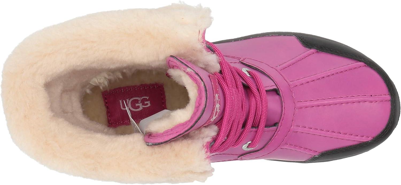 UGG Kid's Female Butte II CWR Boot, Fuchsia, 3 (UK),36(EU