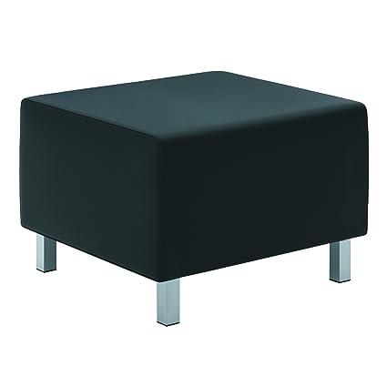 Cool Amazon Com Hon Modular Lounge Ottoman Black Softhread Ncnpc Chair Design For Home Ncnpcorg