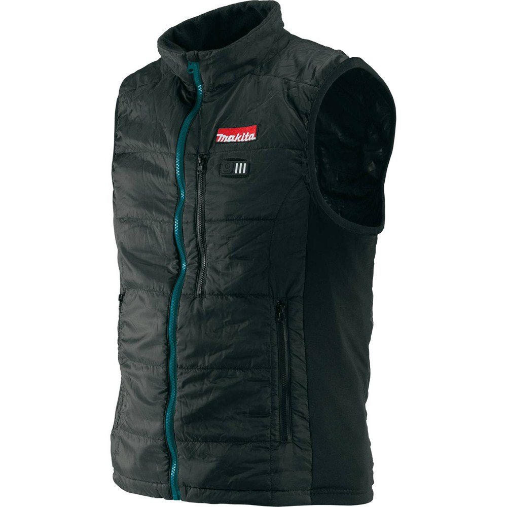 Makita DCV200ZXL 18V LXT Lithium-Ion Cordless Heated Vest Only, X-Large, Black