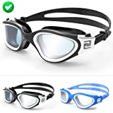 ZABERT Adults Swim Goggles,Pro Swimming Goggles...