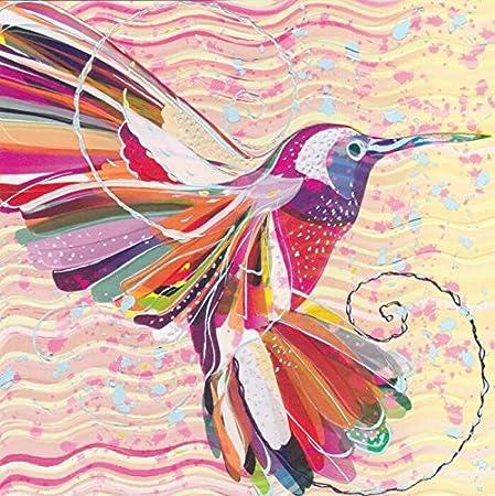 Beautiful Artistic Birthday Card Bird Camden Graphics Amazon