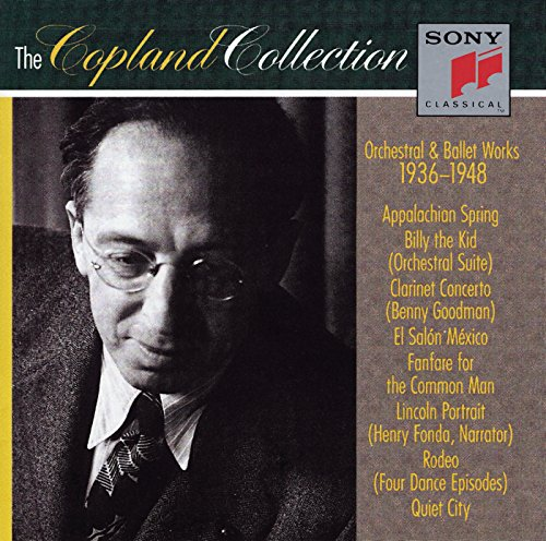 The Copland Collection: Orches...