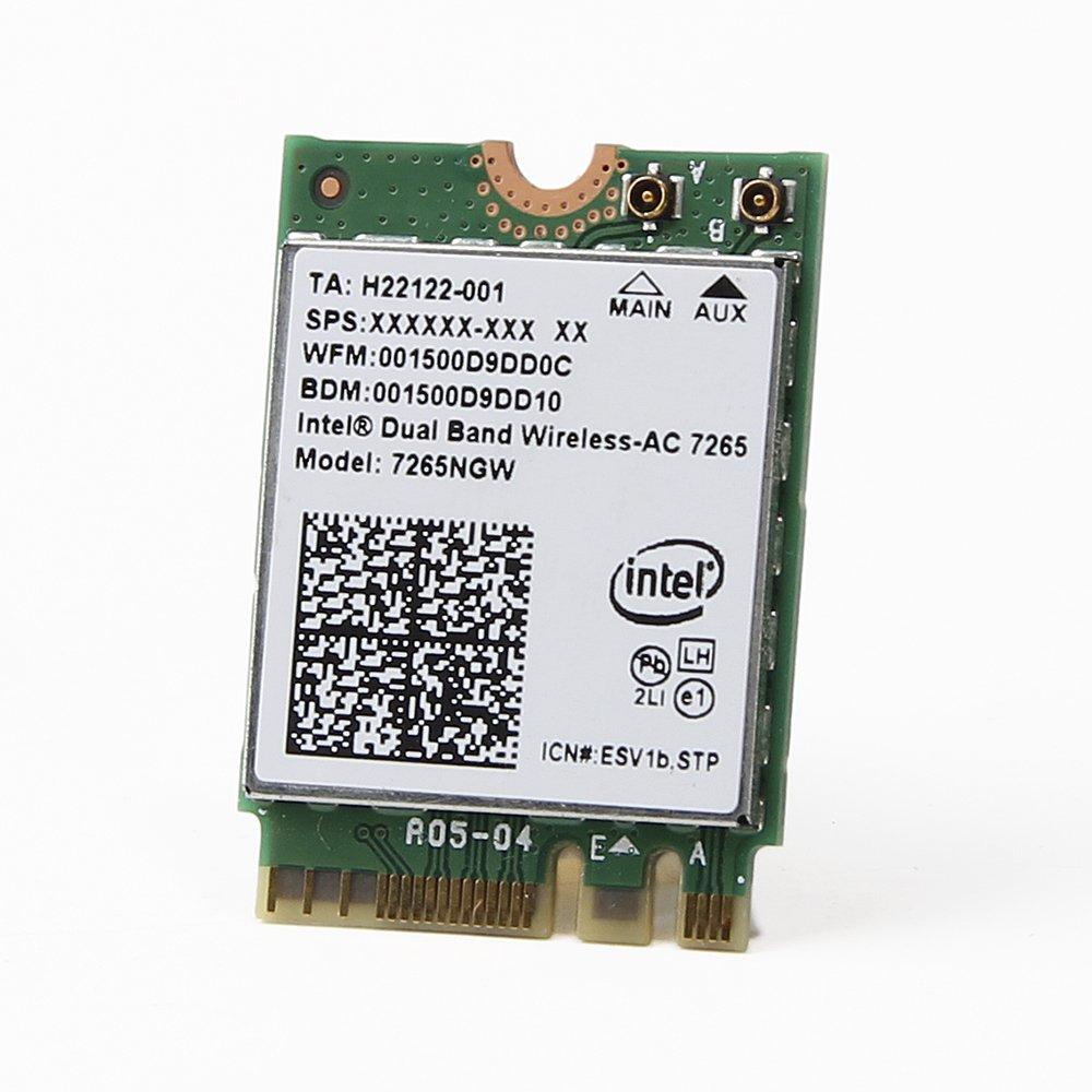 Amazon.com: Intel 7265 Dual Band Wireless-AC 802.11 ac Dual ...