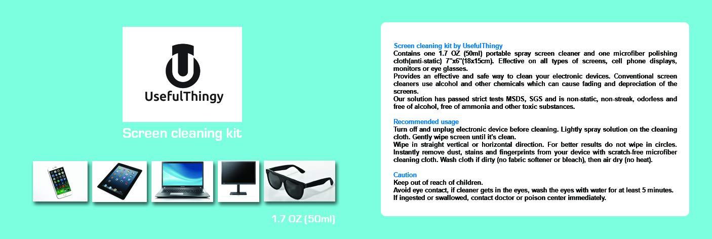 Amazon.com: Limpiador de visualización Kit. Mejor para ...