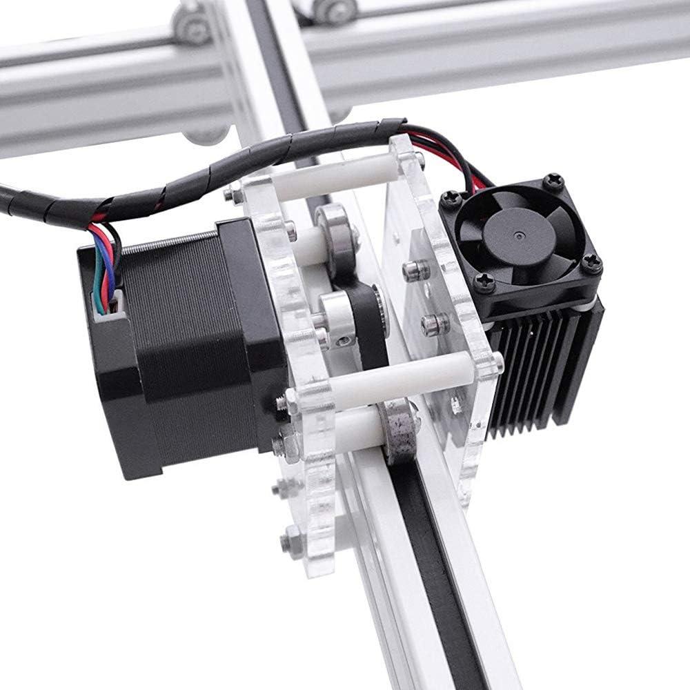 4YANG 15000 MW CNC-Laserengraver-Kits 40x30cm CNC-Fr/äser Holzschnitzerei Gravur Schneidemaschine DIY-Logo Laserengraver-Drucker Mit 2 Achsen