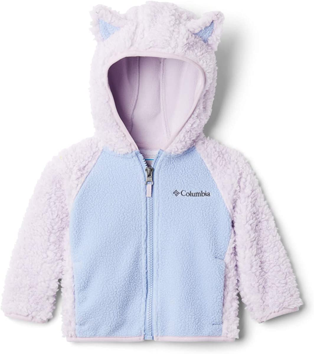 Columbia Girls Toddler Foxy Baby/ Sherpa Full Zip