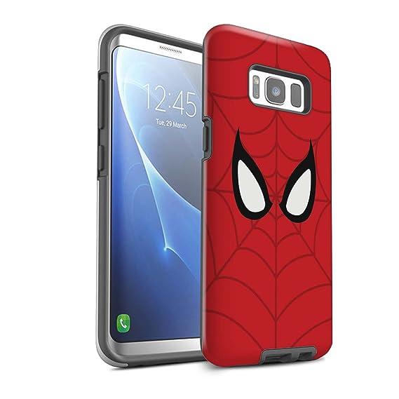 super popular 68c81 41bd6 Amazon.com: STUFF4 Gloss Tough Shock Proof Phone Case for Samsung ...