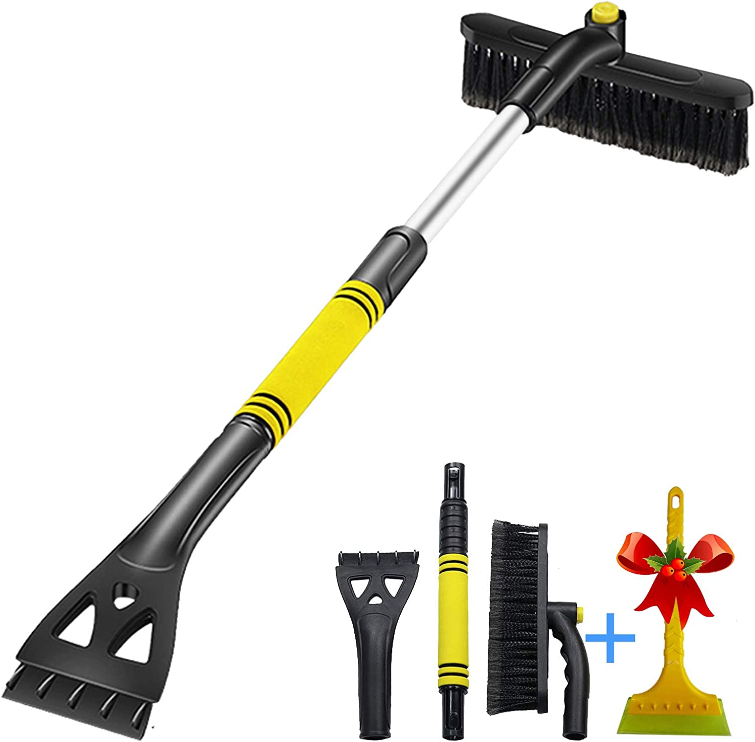 50% Off Coupon – Ice Snow Scraper and Brush for Cars