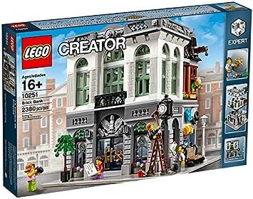 LEGO Creator Banco - Juegos de construcción (Multicolor, 16 año(s ...