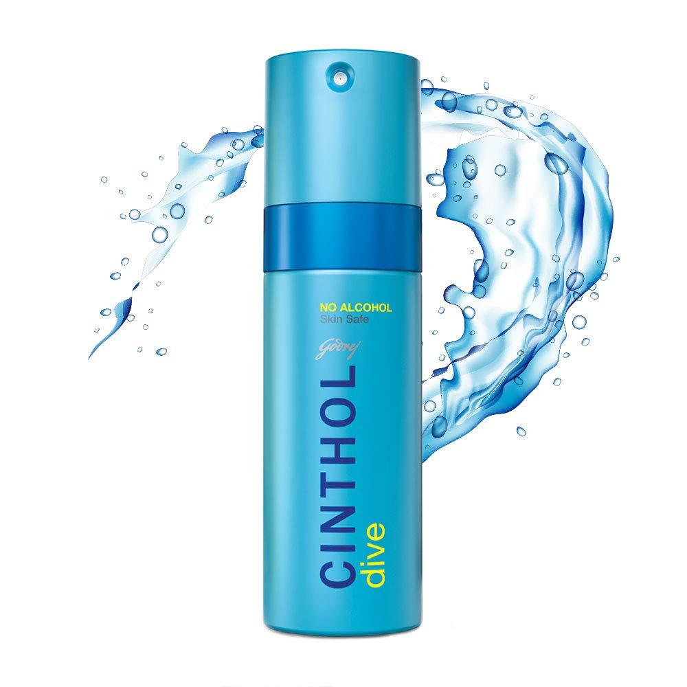 Godrej Cinthol Deo Spray – Dive, 150 ml