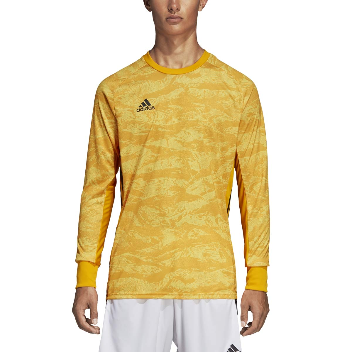 adidas AdiPro 18 Goalkeeper Jersey - Men's Soccer 2XL Collegiate Gold by adidas