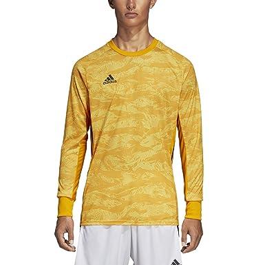 4abf2f45 Amazon.com: adidas AdiPro 19 Goalkeeper Long Sleeve Jersey: Clothing