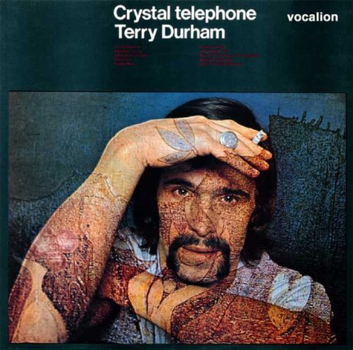 Crystal Telephone by Terry Durham