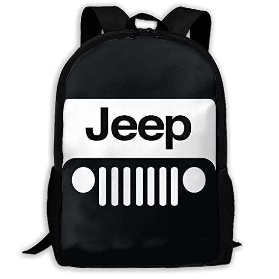 Character Jeep Travel Laptop Backpack Business Anti Theft Slim Durable Laptops  Backpack Water Resistant College School fe8414a7d4