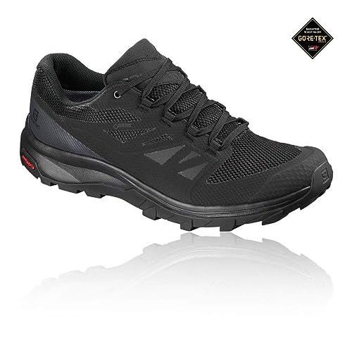 more photos b90eb 852df Salomon Outline Gore-TEX Walking Shoes - SS19-6.5 Black