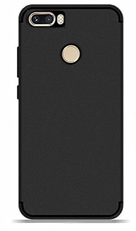 new concept 1e93e ed5fe Lofad Case Back Cover for Oppo Realme 2 Black: Amazon.in: Electronics