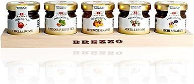 Estuche 5 Confituras para Quesos   Idea de Regalo   5x35g: Amazon.es: Alimentación y bebidas