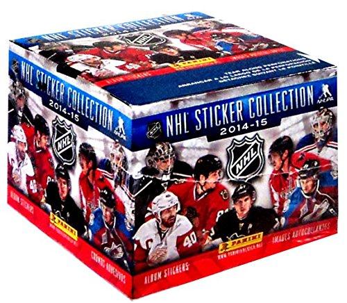 Panini 2014/15 NHL Pegatina caja de colección (50unidades)