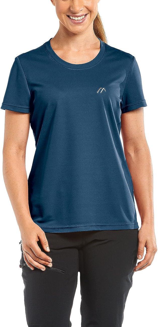 maier sports Piquee Program - Camiseta para Mujer