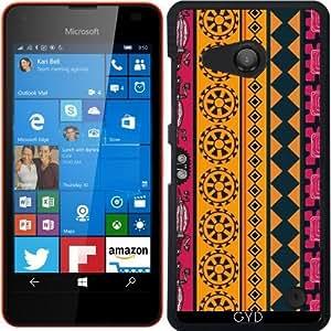 Funda para Microsoft Lumia 550 - África by wamdesign