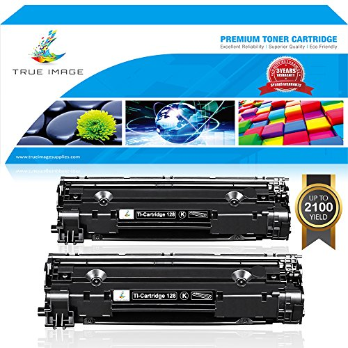 Stand Laserjet Printer Hp (True Image 2Packs Canon 128 HP CE278A 78A Compatible CRG-128 Toner Cartridge for Canon Imageclass D530 D550 MF4570dw MF4890dw MF4770n MF4880dw MF4580dn MF4420n HP LaserJet M1536dnf P1606dn P1566 P1560)