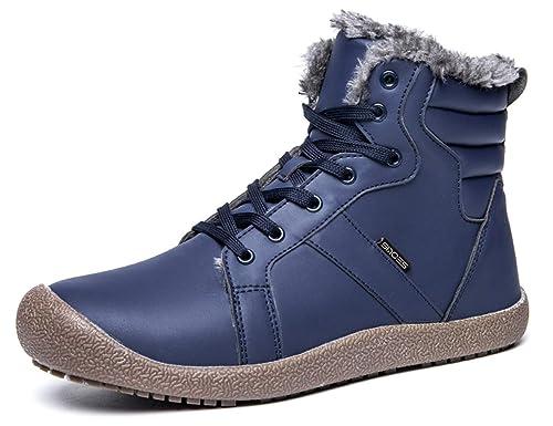 SINOES Zapatillas de Camping y Acampada para Hombres Zapatos de Senderismo Montaña Calzado de Trekking Impermeable y Ligero: Amazon.es: Deportes y aire ...