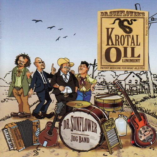 Krotal Oil Liniment (Patent Medicine for What Ails You)