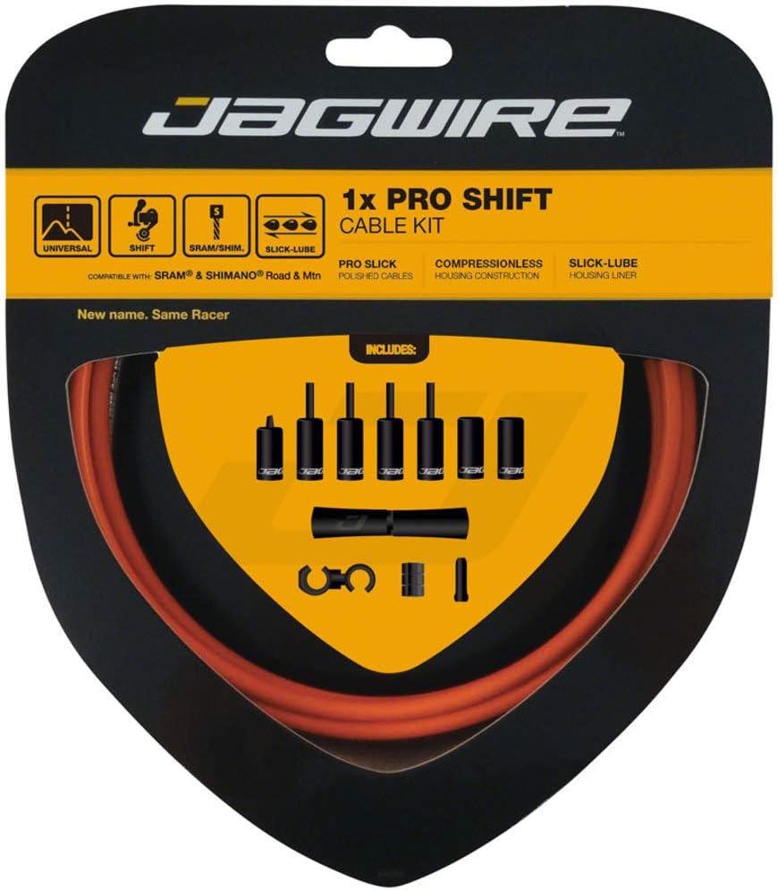 Unisex Naranja Talla /única Jagwire Pro Cables y Fundas para Adulto