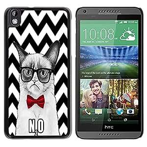 Dragon Case - FOR HTC DESIRE 816 - Why you reduced - Caja protectora de pl??stico duro de la cubierta Dise?¡Ào Slim Fit
