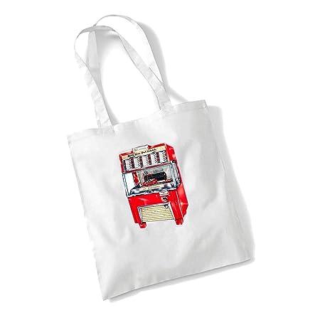Juke Box bolsa de regalo Se puede personalizar. Día de la ...