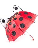 Cloudnine Childrens Ladybug Umbrella Full Size