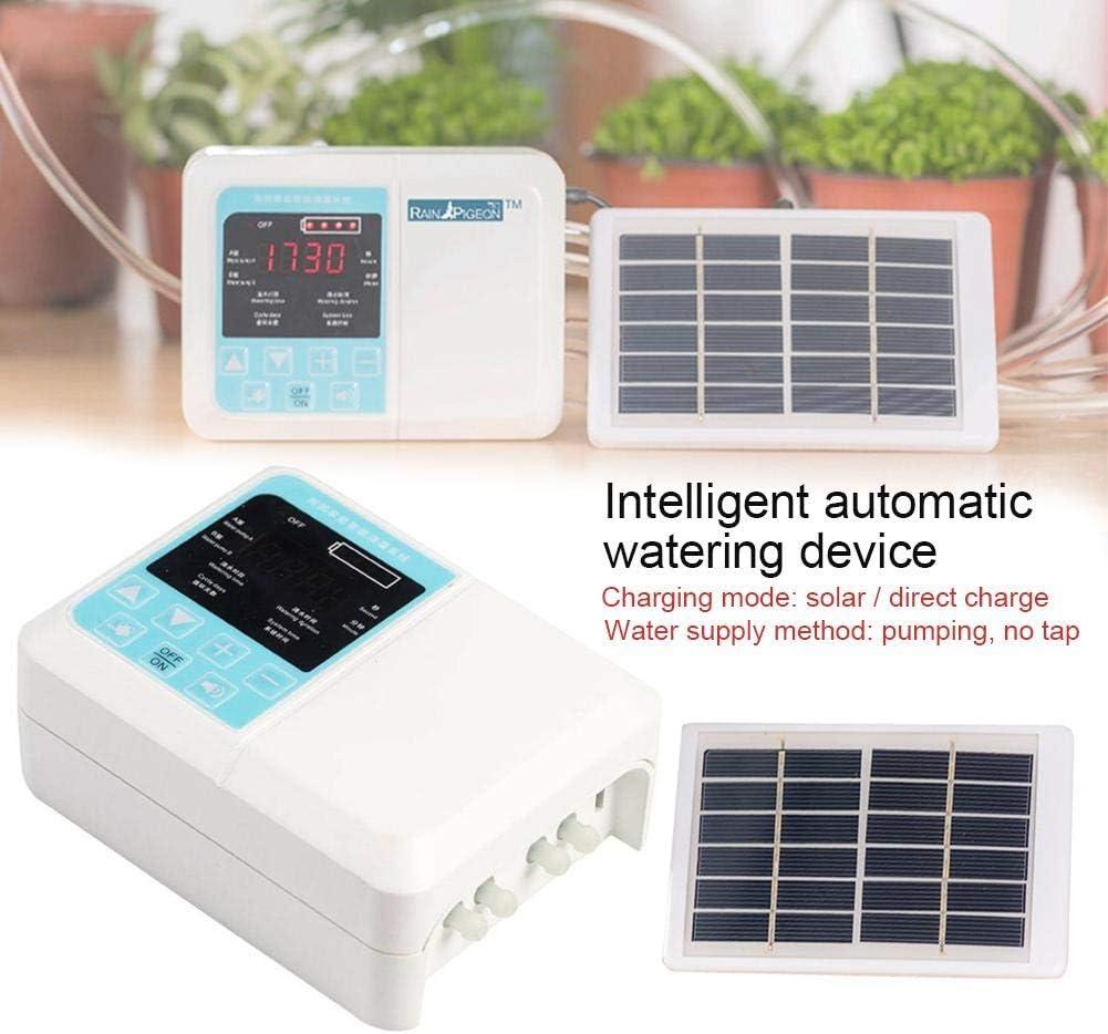 Micro kit de riego por goteo automático, de riego automático ...