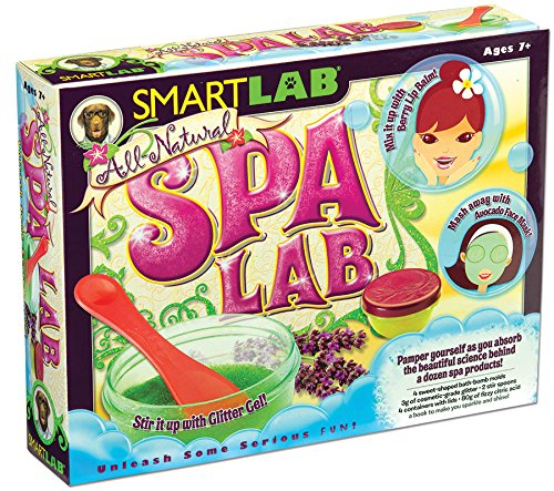 SmartLab Toys All Natural Spa Lab (Smartlab All Natural Spa Day)