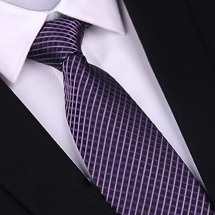 Amazon.com : WYJW Wedding Business Tie Man 100% Traje de ...