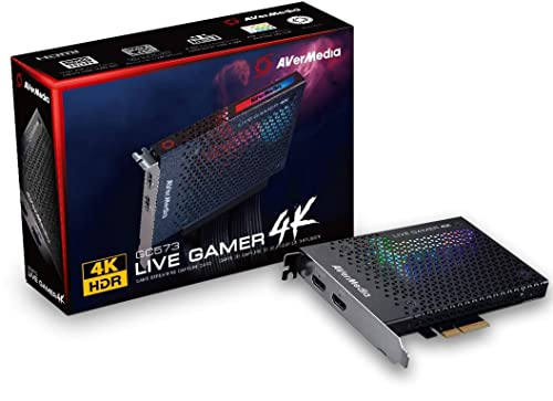 AVerMedia Live Gamer 4K review
