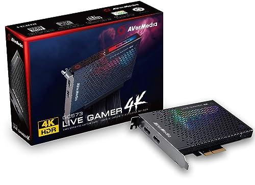 AVerMedia Live Gamer 4K review