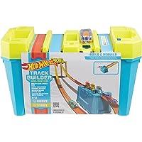 Hot Wheels Track Builder Ilimitado con Lanzador, Accesorios para Pistas de Coches de Juguete (Mattel GLC959